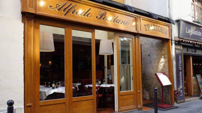 Alfredo Positano à Paris