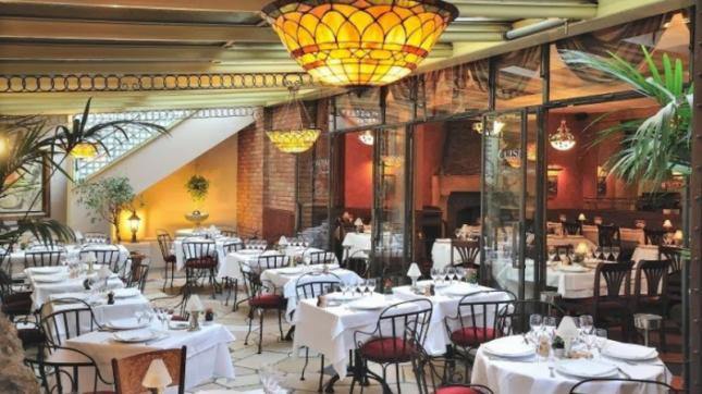 Chez Frezet à Paris