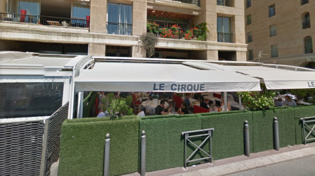 Le Cirque à Marseille