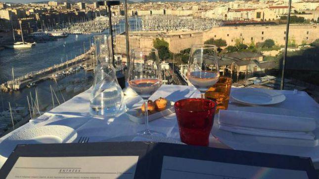 Les trois forts à Marseille