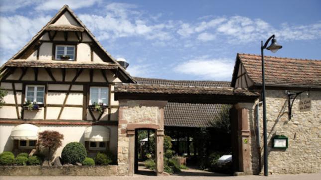 La Cour de Lise à Willgottheim