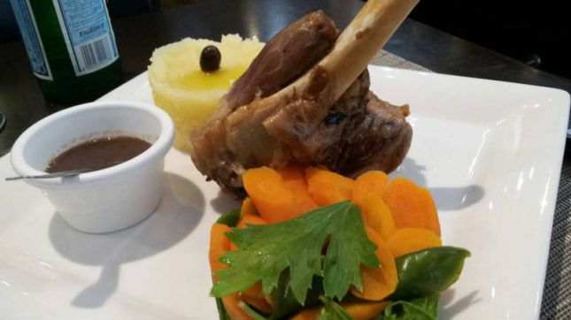 Brasserie de l'Ilette à Antibes