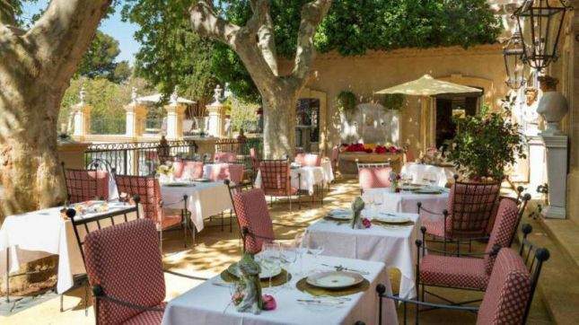 La Villa Gallici à Aix-en-Provence