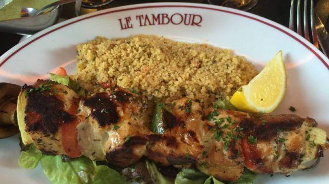 Le Tambour à Paris