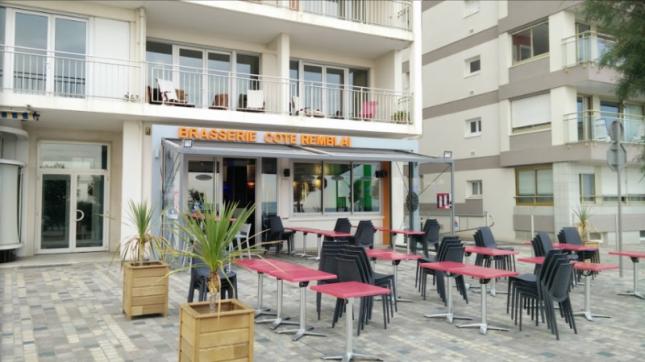 Côté Remblai à Sables-d'Olonne