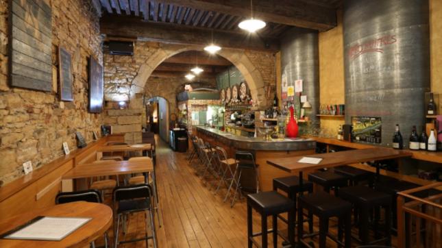 Restaurant l 39 harmonie des vins lyon hotelrestovisio - Le comptoir des fees lyon ...
