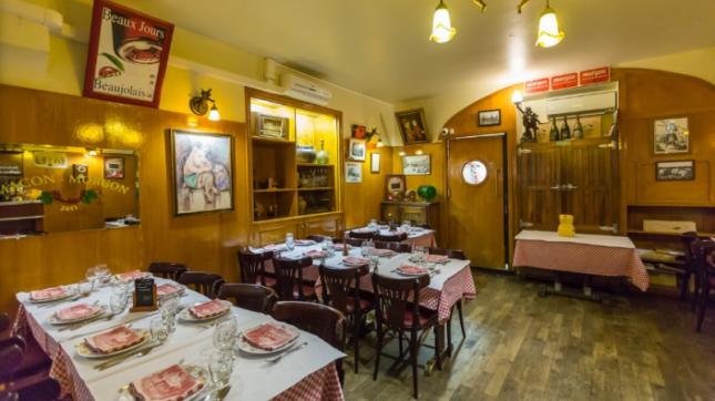 Le Cafe des Federations à Lyon
