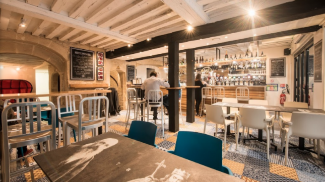 Café Latin à Caen