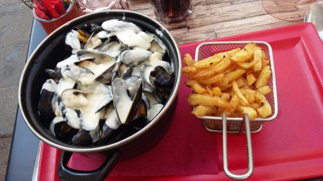 Brasserie des Dames à La Rochelle