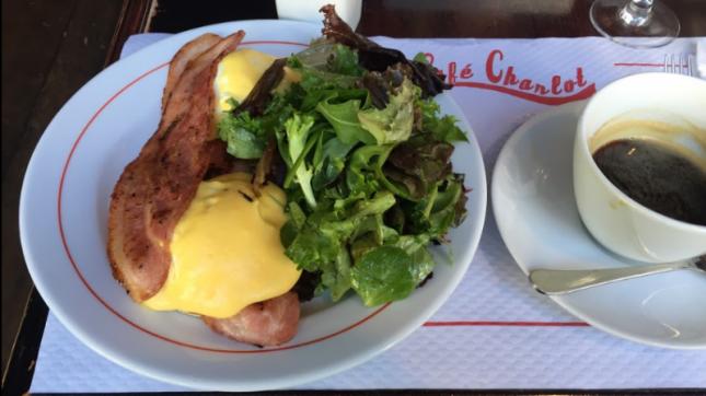 Café charlot à Paris