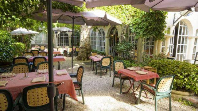 L'Auberge d'Aillane à Aix-en-Provence