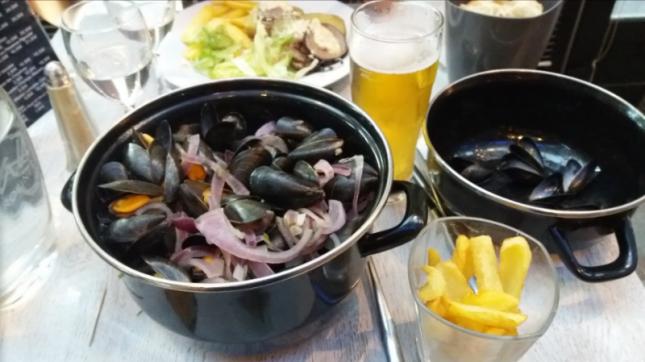 Le quai gourmand à Lorient