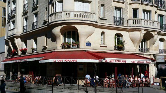 Le Café Populaire à Paris