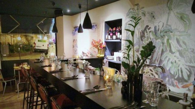 Lanna Café à Paris
