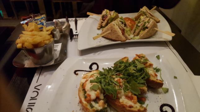 Café Voulez Vous à Paris