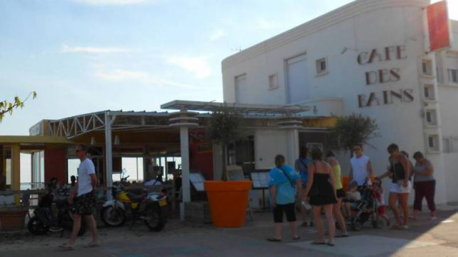 Le Café des bains à La Rochelle