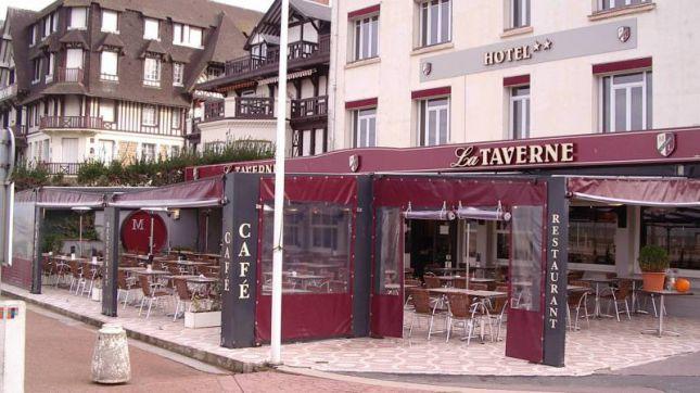 La Taverne à Trouville-sur-Mer