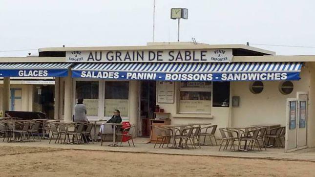 Le Grain de sable à Trouville-sur-Mer