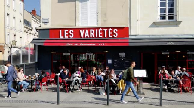 Restaurant Les Variétés - Angers