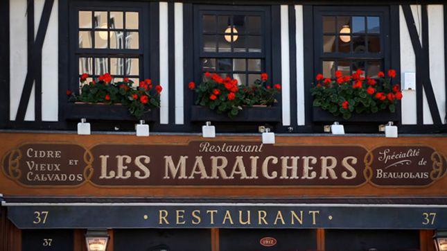 Les Maraichers à Rouen
