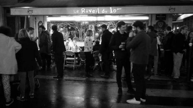 Réveil du Xe à Paris