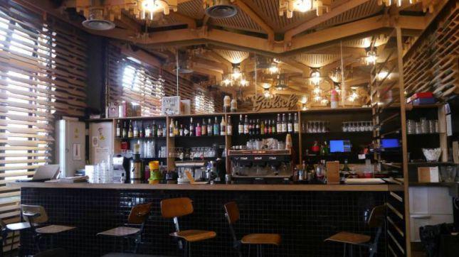Le Café Caché à Paris