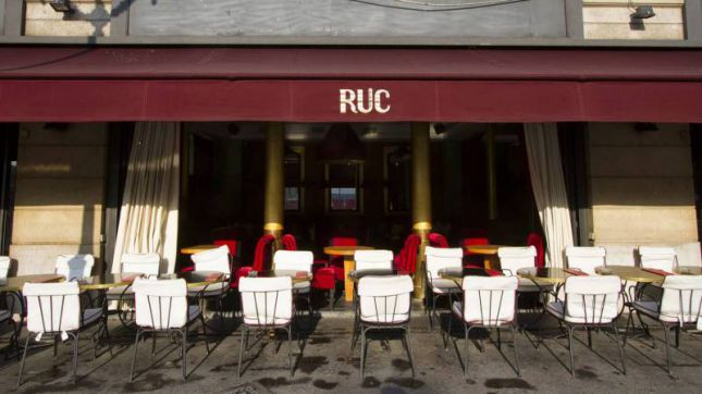 Cafe Ruc à Paris
