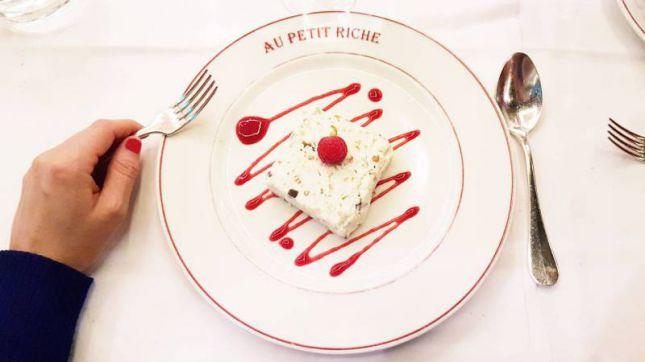 Au Petit Riche à Paris