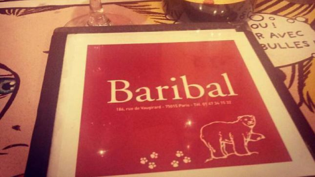 Baribal à Paris