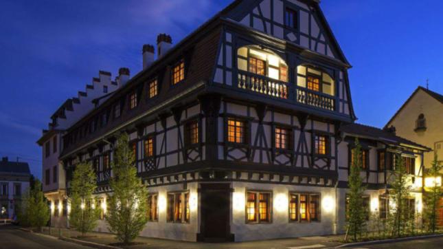 La Fourchette des Ducs à Obernai