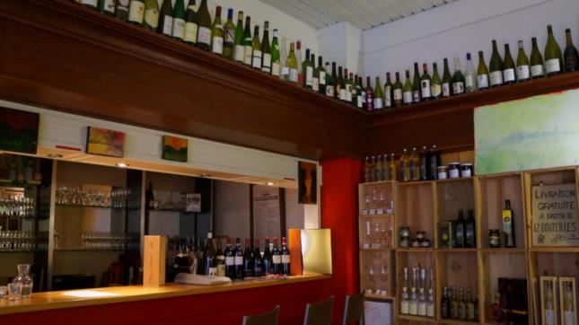 Terre à vins des villes à Strasbourg