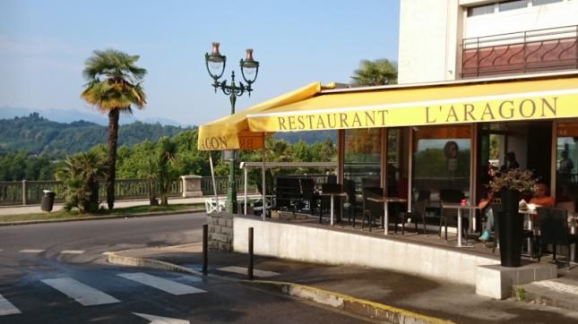 Aragon à Pau
