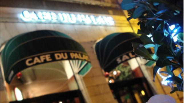 Café du Palais à Pau