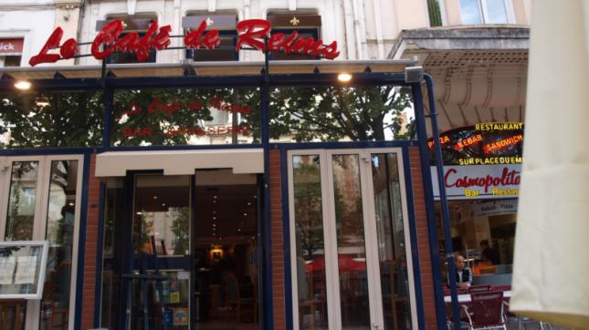 Le Café de Reims à Reims