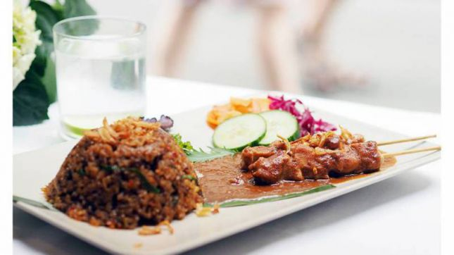 Restaurant Djakarta Bali - Paris