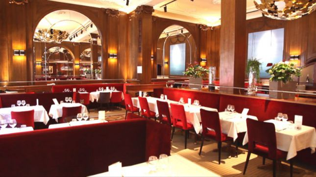 Restaurant Brasserie Flo Metz en vidéo - HotelRestoVisio