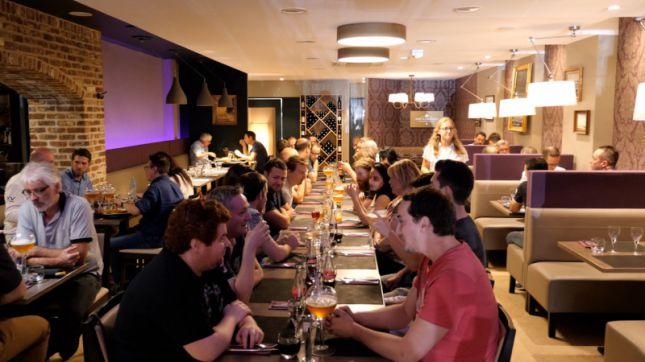 Restaurant lexpresso à seclin en vidéo hotelrestovisio