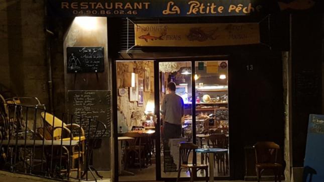 La Petite Pêche à Avignon