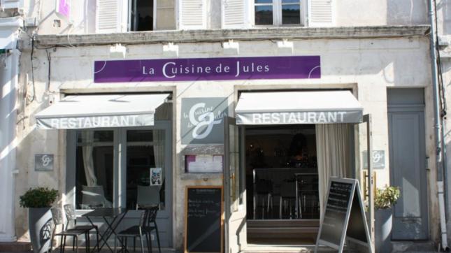 La cuisine de Jules à La Rochelle
