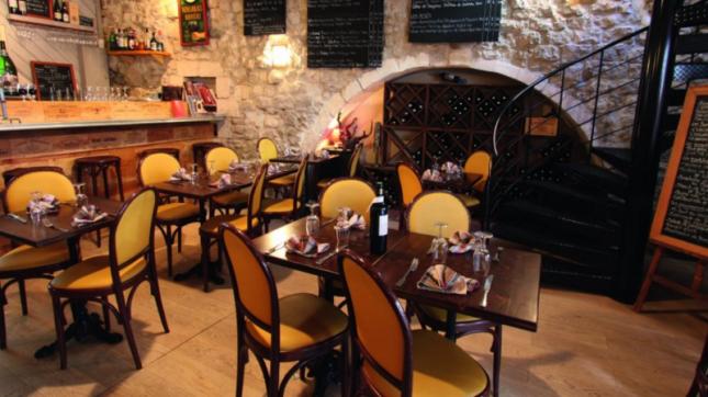 La rose des vins à La Rochelle