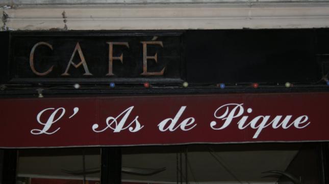 L'As de Pique à Grenoble