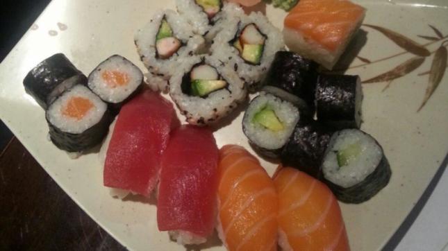 Sushi à Évreux