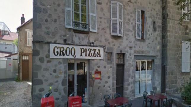 Croq'Pizzas à Aurillac