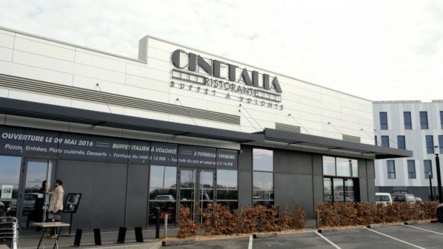 Cinetalia Ristorante à Lesquin