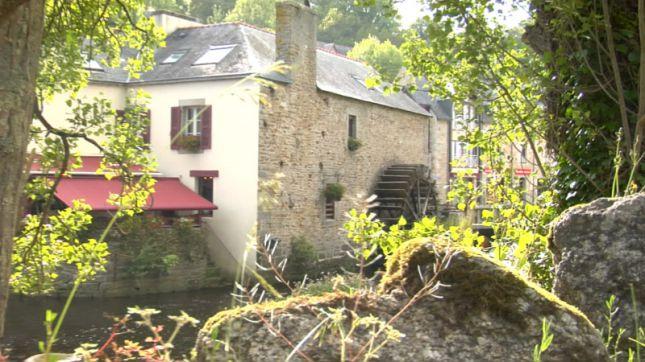 Le Moulin du Grand Poulguin à Pont-Aven