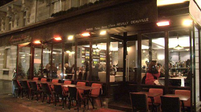 Romantica Caffé Tour Maubourg à Paris