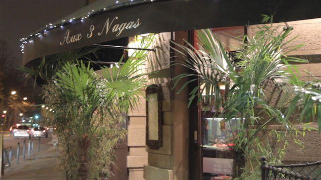 Aux Trois Nagas à Paris