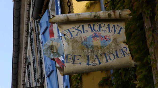 Le Restaurant de la Tour à Lembeye