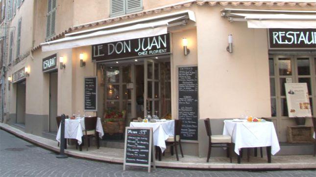 Le Don Juan à Antibes
