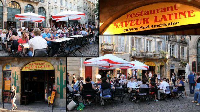 Saveur Latine à Bordeaux